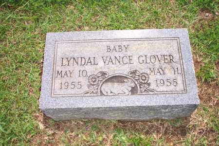 GLOVER, LYNDAL - Lincoln County, Arkansas | LYNDAL GLOVER - Arkansas Gravestone Photos
