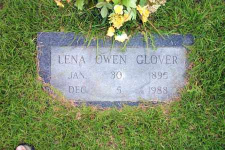 GLOVER, LENA - Lincoln County, Arkansas | LENA GLOVER - Arkansas Gravestone Photos