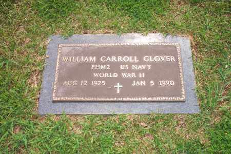 GLOVER, WILLIAM - Lincoln County, Arkansas | WILLIAM GLOVER - Arkansas Gravestone Photos