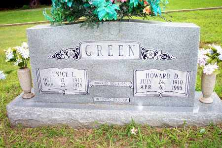 GREEN, EUNICE - Lincoln County, Arkansas | EUNICE GREEN - Arkansas Gravestone Photos