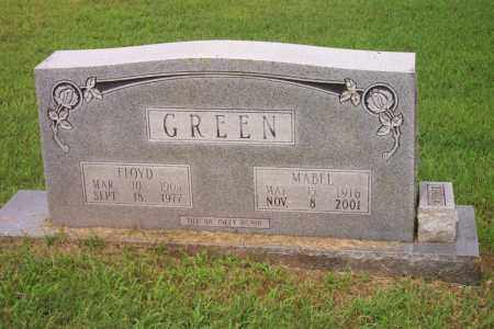 GREEN, FLOYD - Lincoln County, Arkansas | FLOYD GREEN - Arkansas Gravestone Photos