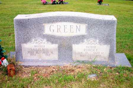 GREEN, RUBEN E - Lincoln County, Arkansas | RUBEN E GREEN - Arkansas Gravestone Photos