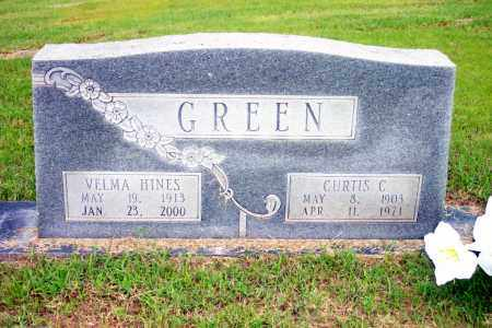 HINES GREEN, VELMA - Lincoln County, Arkansas | VELMA HINES GREEN - Arkansas Gravestone Photos
