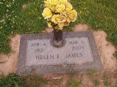 JAMES, HELEN E - Lincoln County, Arkansas | HELEN E JAMES - Arkansas Gravestone Photos