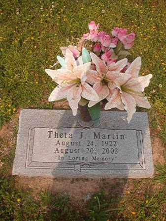 MARTIN, THETA J - Lincoln County, Arkansas | THETA J MARTIN - Arkansas Gravestone Photos