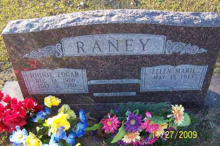 RANEY, JOHNIE EDGAR - Lincoln County, Arkansas | JOHNIE EDGAR RANEY - Arkansas Gravestone Photos