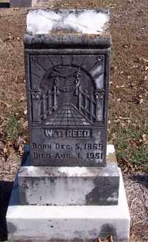 REED, W T - Lincoln County, Arkansas | W T REED - Arkansas Gravestone Photos