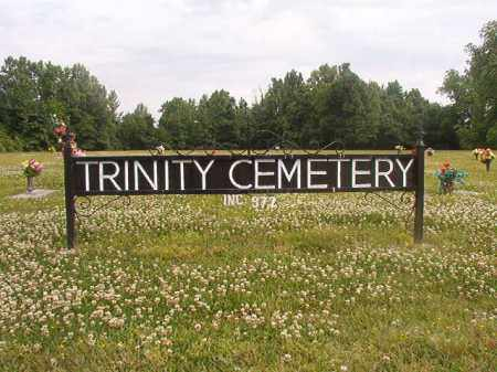 *TRINITY CEMETERY,  - Lincoln County, Arkansas |  *TRINITY CEMETERY - Arkansas Gravestone Photos