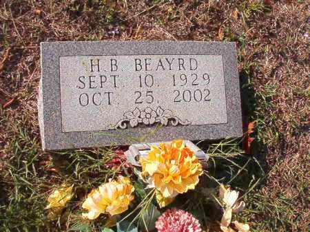 BEAYRD, H B - Little River County, Arkansas | H B BEAYRD - Arkansas Gravestone Photos
