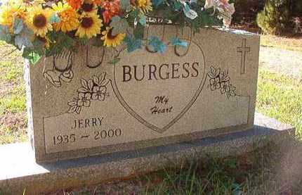 BURGESS, JERRY - Little River County, Arkansas | JERRY BURGESS - Arkansas Gravestone Photos