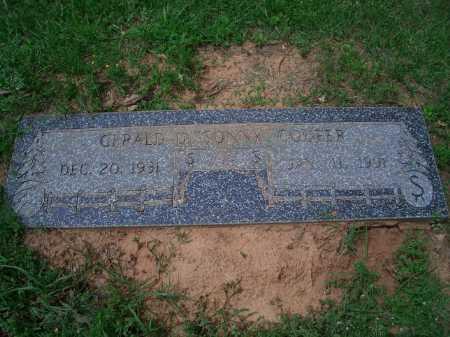 "COOPER, GERALD D. ""SONNY"" - Little River County, Arkansas | GERALD D. ""SONNY"" COOPER - Arkansas Gravestone Photos"