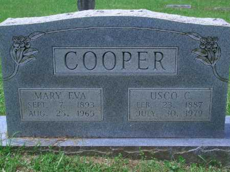 COOPER, MARY EVA - Little River County, Arkansas | MARY EVA COOPER - Arkansas Gravestone Photos