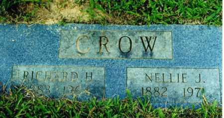 CROW, RICHARD HENRY - Little River County, Arkansas | RICHARD HENRY CROW - Arkansas Gravestone Photos