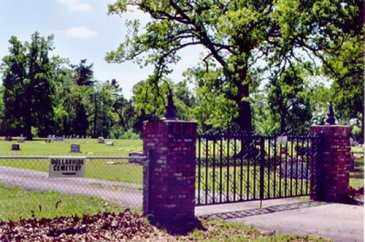 *DOLLARHIDE CEMETERY ENTRANCE,  - Little River County, Arkansas |  *DOLLARHIDE CEMETERY ENTRANCE - Arkansas Gravestone Photos