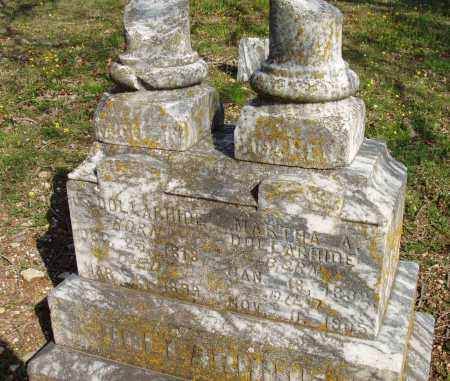 DOLLARHIDE, JAMES SAMPLES - Little River County, Arkansas | JAMES SAMPLES DOLLARHIDE - Arkansas Gravestone Photos