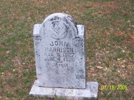 HARRISON, JOHN - Little River County, Arkansas | JOHN HARRISON - Arkansas Gravestone Photos