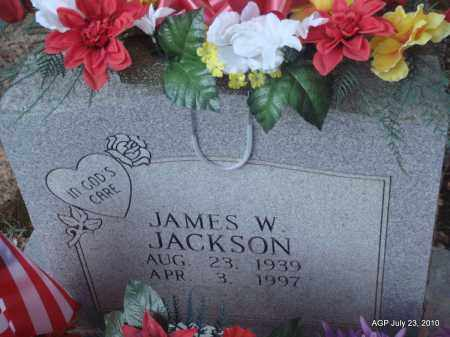 JACKSON, JAMES W - Little River County, Arkansas | JAMES W JACKSON - Arkansas Gravestone Photos