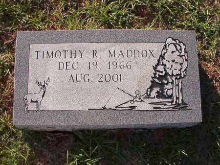 MADDOX, TIMOTHY R - Little River County, Arkansas | TIMOTHY R MADDOX - Arkansas Gravestone Photos