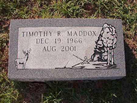 MADDOX, TIMOTHY R - Little River County, Arkansas | TIMOTHY R MADDOX - Arkansas Gravestone Photos