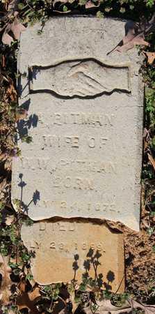SWEARINGEN PITMAN, ROSE ANN - Little River County, Arkansas | ROSE ANN SWEARINGEN PITMAN - Arkansas Gravestone Photos
