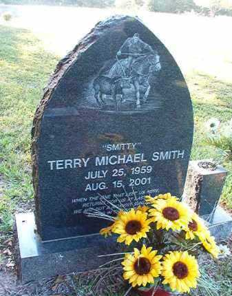 "SMITH, TERRY MICHAEL ""SMITTY"" - Little River County, Arkansas 