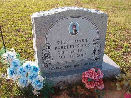 BARRETT SUGGS, SHERRI MARIE - Little River County, Arkansas | SHERRI MARIE BARRETT SUGGS - Arkansas Gravestone Photos