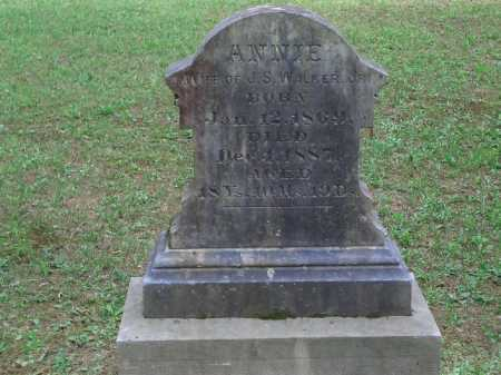 WALKER, ANNIE - Little River County, Arkansas | ANNIE WALKER - Arkansas Gravestone Photos