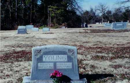 YOUNG, ROBERT J. - Little River County, Arkansas | ROBERT J. YOUNG - Arkansas Gravestone Photos