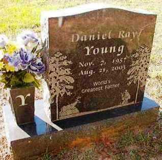 YOUNG, DANIEL RAY - Little River County, Arkansas | DANIEL RAY YOUNG - Arkansas Gravestone Photos