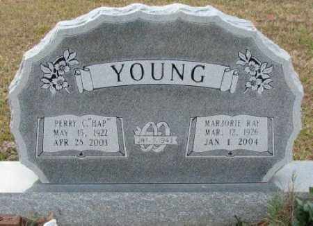 RAY YOUNG, MAJORIE - Little River County, Arkansas | MAJORIE RAY YOUNG - Arkansas Gravestone Photos