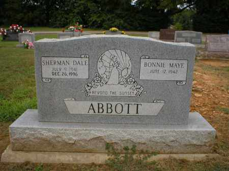 ABBOTT, SHERMAN - Logan County, Arkansas | SHERMAN ABBOTT - Arkansas Gravestone Photos