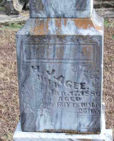 AGEE, HERCULES J - Logan County, Arkansas | HERCULES J AGEE - Arkansas Gravestone Photos