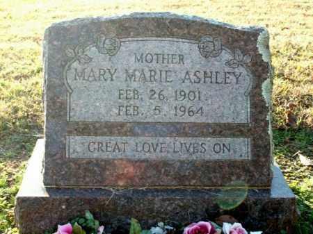 ASHLEY, MARY MARIE - Logan County, Arkansas | MARY MARIE ASHLEY - Arkansas Gravestone Photos
