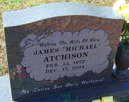"ATCHISON, JAMES ""MICHAEL"" - Logan County, Arkansas 