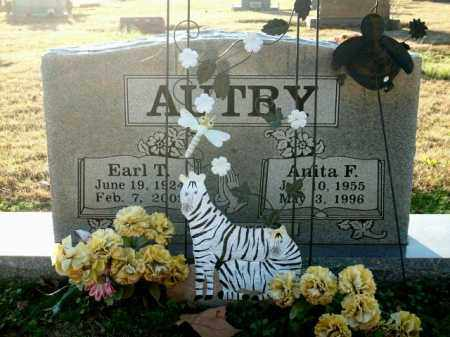AUTRY, EARL T. - Logan County, Arkansas | EARL T. AUTRY - Arkansas Gravestone Photos