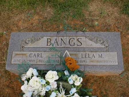 BANGS, LELA M. - Logan County, Arkansas | LELA M. BANGS - Arkansas Gravestone Photos