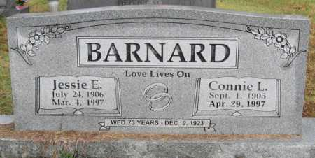 BARNARD, CONNIE L. - Logan County, Arkansas | CONNIE L. BARNARD - Arkansas Gravestone Photos