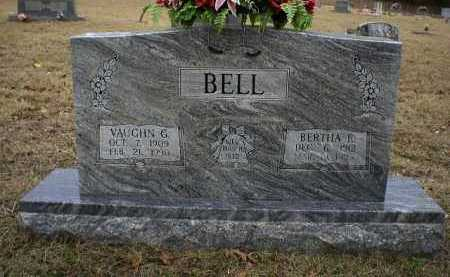 BELL, BERTHA R - Logan County, Arkansas | BERTHA R BELL - Arkansas Gravestone Photos