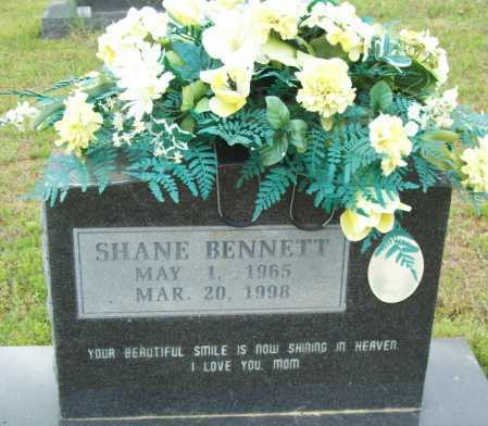 BENNETT, SHANE - Logan County, Arkansas | SHANE BENNETT - Arkansas Gravestone Photos
