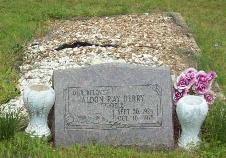 "BERRY, ALDON RAY ""POODLE"" - Logan County, Arkansas 