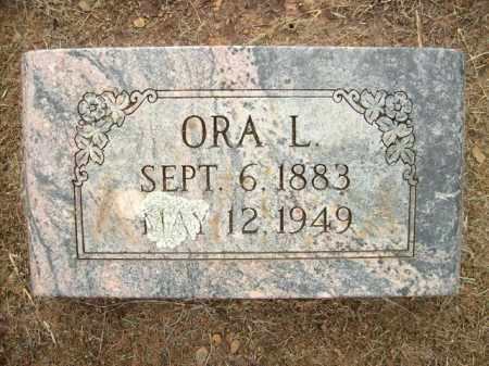BEVENS, ORA L. - Logan County, Arkansas | ORA L. BEVENS - Arkansas Gravestone Photos