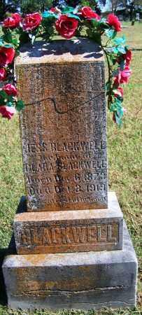 BLACKWELL, JESS - Logan County, Arkansas | JESS BLACKWELL - Arkansas Gravestone Photos