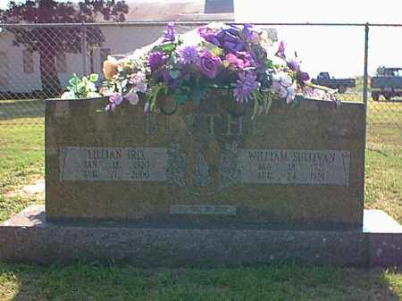 BLYTHE, WILLIAM SULLIVAN - Logan County, Arkansas | WILLIAM SULLIVAN BLYTHE - Arkansas Gravestone Photos