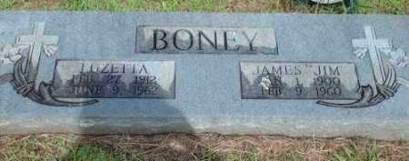 "BONEY, JAMES ""JIM"" - Logan County, Arkansas 