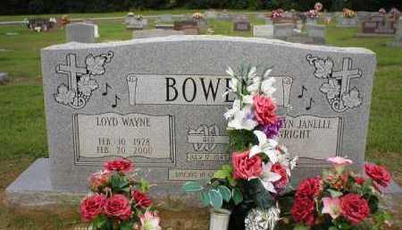 BOWEN  (VETERAN WWII), LOYD WAYNE - Logan County, Arkansas | LOYD WAYNE BOWEN  (VETERAN WWII) - Arkansas Gravestone Photos
