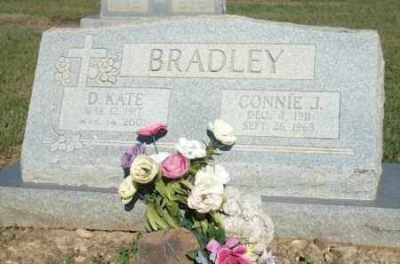 BRADLEY, CONNIE J. - Logan County, Arkansas | CONNIE J. BRADLEY - Arkansas Gravestone Photos