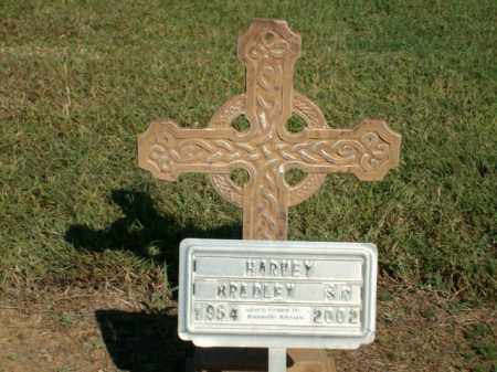 BRADLEY, HARVEY - Logan County, Arkansas | HARVEY BRADLEY - Arkansas Gravestone Photos