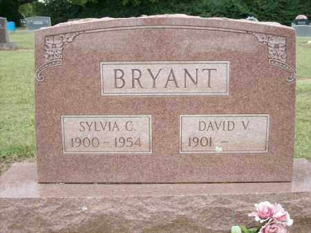 BRYANT, SYLVIA C. - Logan County, Arkansas | SYLVIA C. BRYANT - Arkansas Gravestone Photos