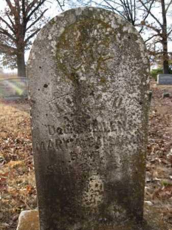 CALLAHAN, LUCY U - Logan County, Arkansas | LUCY U CALLAHAN - Arkansas Gravestone Photos