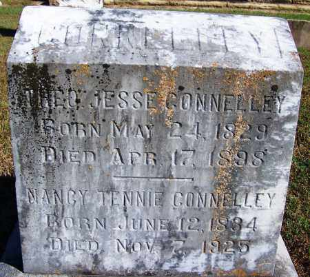 TENNIE CONNELLEY, NANCY - Logan County, Arkansas | NANCY TENNIE CONNELLEY - Arkansas Gravestone Photos